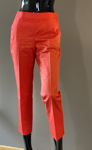 Max & Co. 7/8 Length Trousers bright red cotton