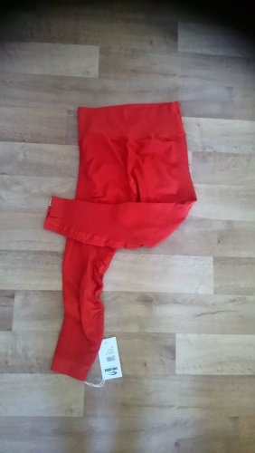 Smilodox Legging rouge-rouge foncé