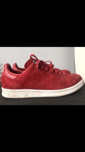 Rote Stan Smith Adidas