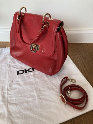 DKNY Carry Bag red-gold-colored