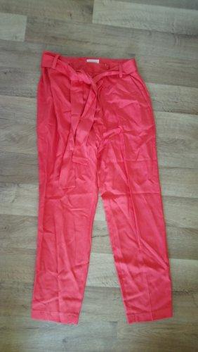 armedangels Pantalon en jersey rouge