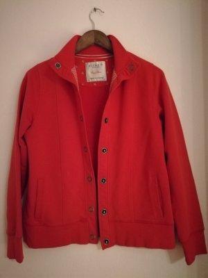 Kitaro Chaqueta estilo camisa rojo