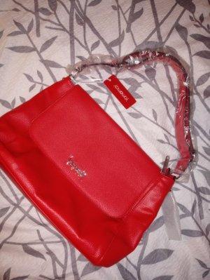 Rote Tasche