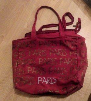 rote Tasche Paris Robin Ruth