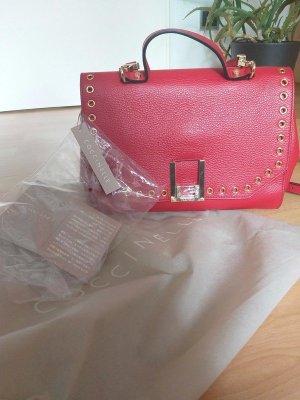 rote Tasche von Coccinelle