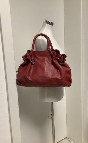 Furla Handbag red