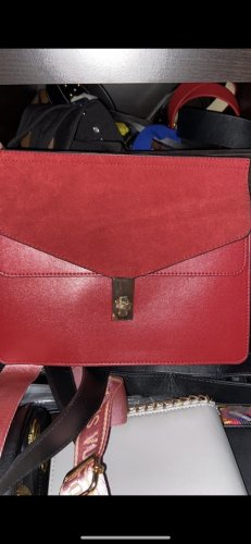 Rote Tasche von Orsay