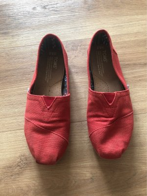 Rote Toms Canvas Classic