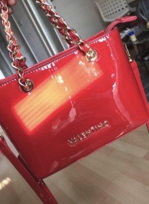 Rote Valentino Handtasche
