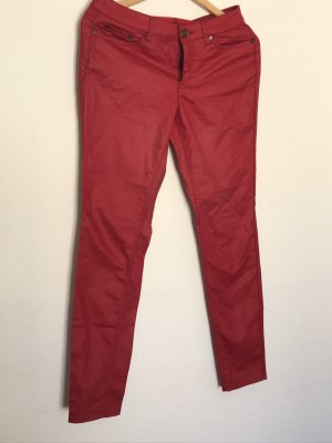 AJC Pantalon rouge brique