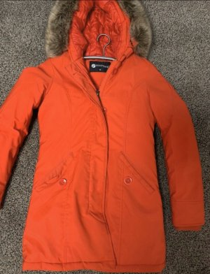 Amazone Winter Jacket red