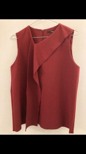 Rote wunderschöne Bluse