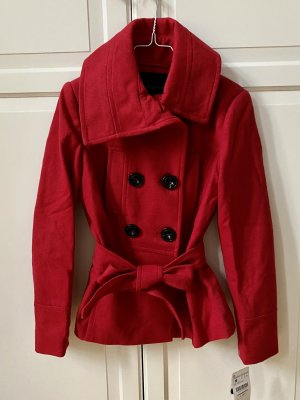 Rote Zara-Jacke *neu*