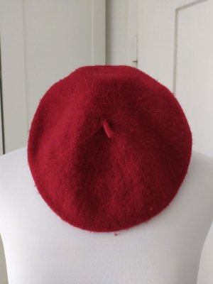 Yessica Berretto rosso mattone