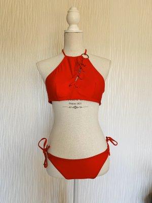 Roter Bikini von Hunkemöller Doutzen Gr. M