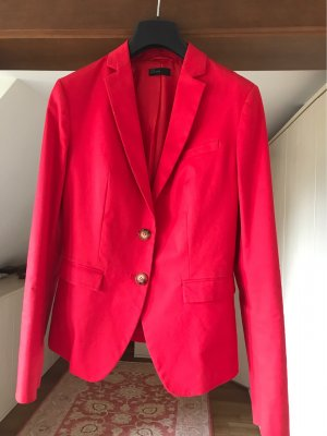 1-One Short Jacket red