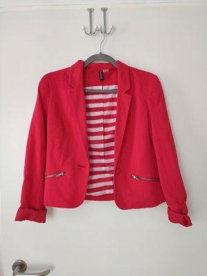 Roter Blazer H&M Gr. 36/S wie neu