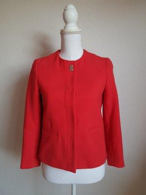 Roter Blazer/ leichte Jacke Zara