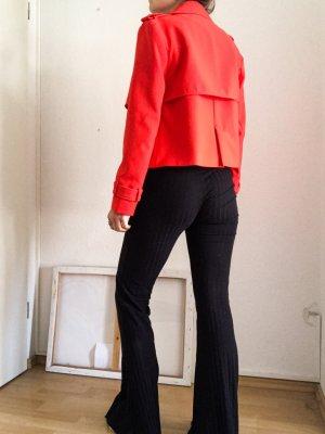 Roter Blazer / Übergangsjacke