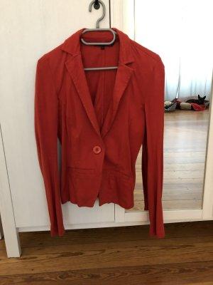 Roter Blazer von Tom Tailor Denim