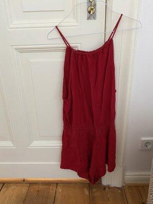 Brandy & Melville Tuta rosso-rosso mattone
