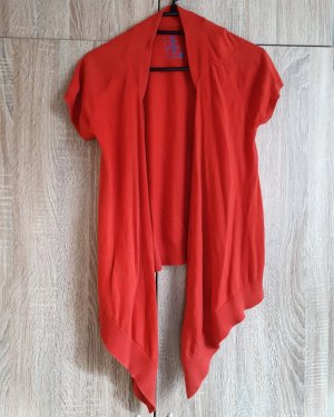 C&A Cardigan bright red-red