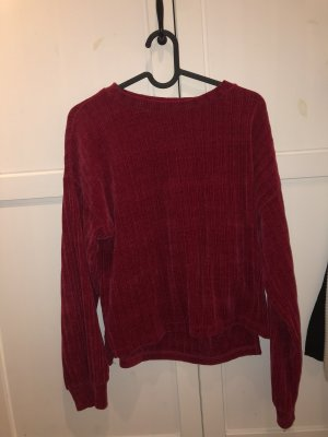 Roter Crop Pullover