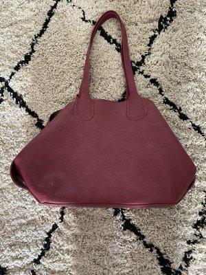 Tamaris Shopper bordeaux-purple