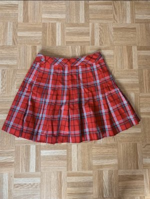 H&M Plaid Skirt multicolored