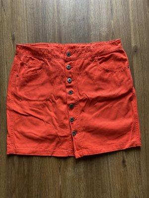Vero Moda Jupes-culottes rouge-doré