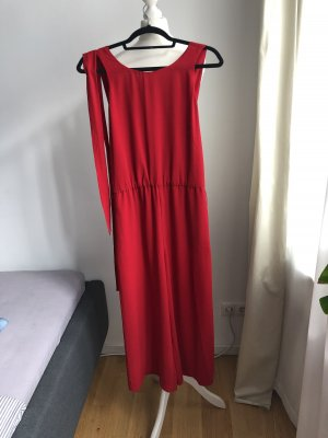 Roter Jumpsuit | Edel