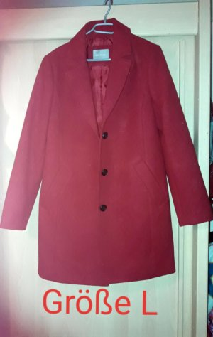 Orsay Coat Dress red