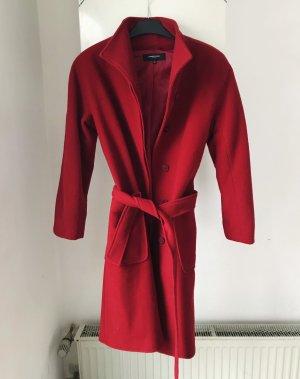 Lawrence Grey Abrigo de invierno rojo