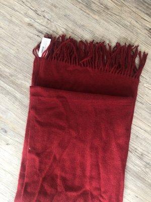 Roter Nakd Schal neu