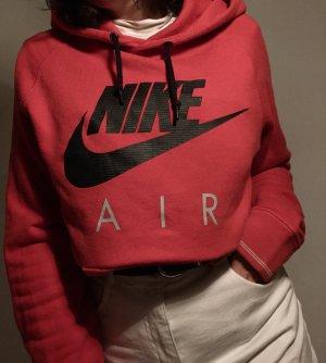 Roter Nike Air Hoodie