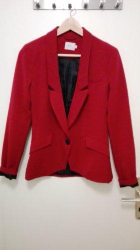 Roter Only Blazer - Größe 36