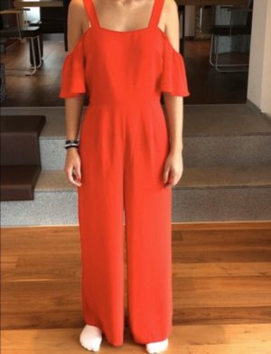 Roter Overall von Glamorous
