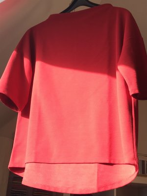 Betty Barclay Short Sleeve Sweater red
