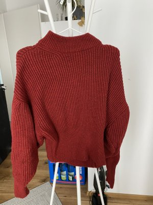 Roter Pullover