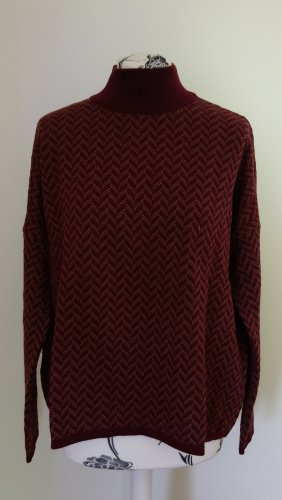 Roter Pullover Ivannaa Armedangels M