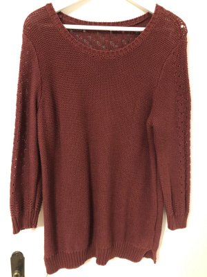 Roter Pullover, Pimkie, M