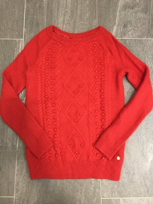 Roter Pullover von Esprit