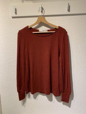 Roter Pullover von Mango   Größe: S