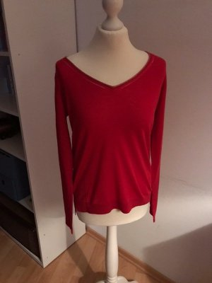 Roter Pullover von Promod, Gr. M *Neu*