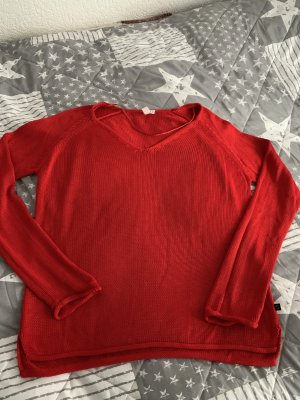 Roter Pullover von QS by s.Oliver