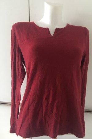Roter Pullover von Silkroad