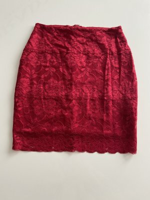 Guess Miniskirt red-brick red