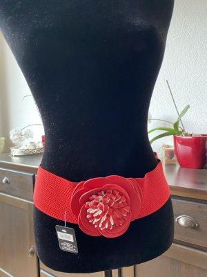 Waist Belt red
