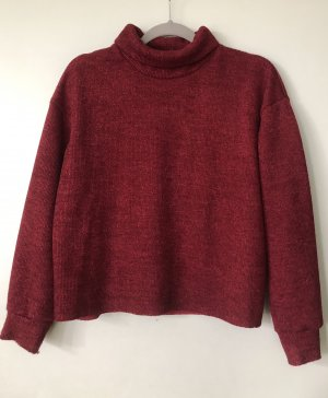 Roter Shein Pullover