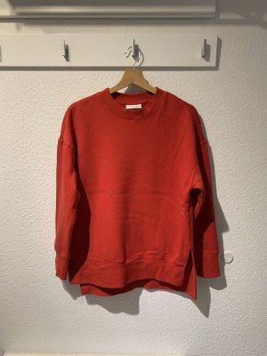 Roter Sweater von Monki | Größe XS
